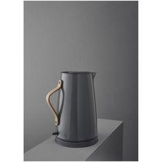 Stelton 1.2L Emma Electric Kettle - Grey: Image 11