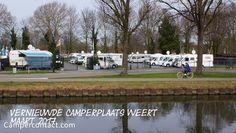 locatie langs kanaal in rustige omgeving - direct aan fietsroute - winnaar NKC verkiezing Camperlocatie van het jaar 2014 [2e prijs 2013 - 3e prijs 2012]  - reserveren mogelijk [in weekend min. 2 nachten] - centrum 1,5km.