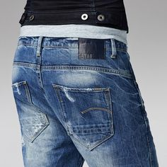 G-Star RAW   Women   Jeans   Arc 3d Tapered