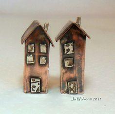 miniature copper house - Google Search