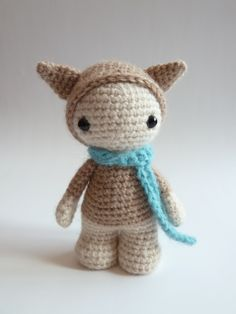My first own crochet pattern. By Maike3s