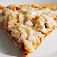 Pizza Recipes Under 300 Calories. Turkey and mozzarella cheese