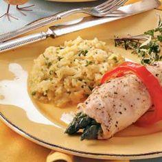 Creamy Rice Recipe | Creamy Cheese Rice Recipe photo by Taste of Home