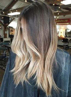 38 Perfect Blonde Balayage Hair Color to Tr On 5 July 2018