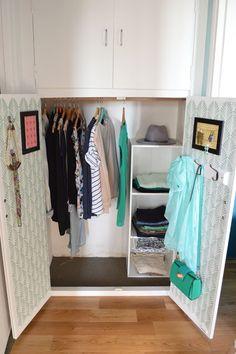 Customized domb s wardrobe ikea closets pinterest wardrobes hacks and - Creer son armoire ikea ...