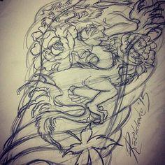 awesome Top 100 Dragon Tattoos - http://4develop.com.ua/2016/01/29/top-100-dragon-tattoos/ Check more at http://4develop.com.ua/2016/01/29/top-100-dragon-tattoos/