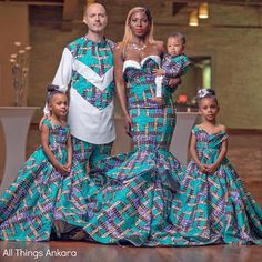 Gorgeous Ankara Styles For Your Friday Look