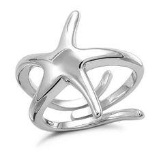 Starfish ring love it