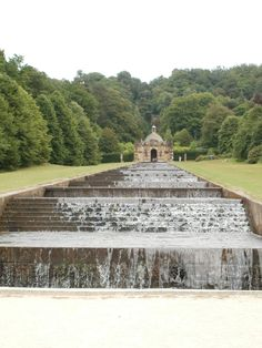 Chatsworth House...The Cascade :-)
