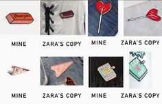 An independent designer says Zara ripped off her designs and then told her she's small potatoes anyway | Quartz | #FakingItFashion