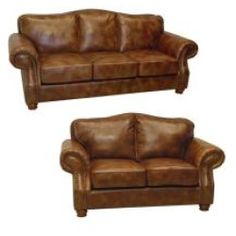 Tips on Shopping for Brandon Distressed Whiskey Italian Leather Sofa and Loveseat