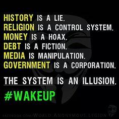 Wake up....