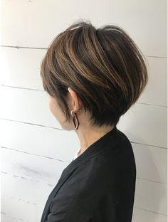 Short Hairstyles Fine, Hairstyles For Round Faces, Short Hair Styles Easy, Short Hair Cuts, Short Textured Bob, Classic Haircut, Pixie Haircut, Fine Hair, Balayage Hair