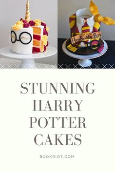 Harry Potter cakes all Potterheads will want right now