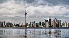 Skyline Photos of Toronto, Canada