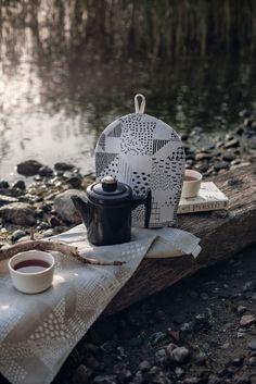 Saana ja Olli Seitsemän palaa Finnish design hemp fabric Made in Finland… Hemp Fabric, Finland, Textiles, Senior Project, Interior, Lovely Things, Outdoor Living, Collection, Puzzle