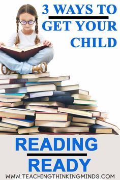 Here are 3 ways to lay the foundation to prepare your child to read. These are easy and simple but will make a very big difference in your child's reading. Craft Activities For Kids, Educational Activities, Preschool Ideas, Baby Hacks, Baby Tips, Kids Up, Raising Kids, Parenting Advice, Kids Learning