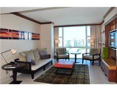 Wunderschoenes Apartment mit 1 Schlafzimmer im Canyon Ranch Condo Hotel in Miami Beach. Preis: $690,000, komplett moebliert. Schau euch unsere hierzu Videos an!