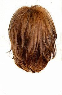 hairstyles medium back view - Google Search