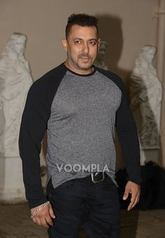 Salman Khan's new undercut hairstyle! via Voompla.com
