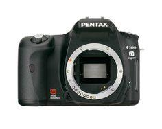 Pentax K100D Super 6.1MP Digital SLR Camera Shake Reduction (Body Only)