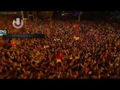 Justice Live @ Ultra Music Festival 2012