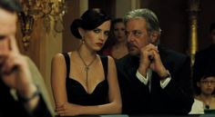 Film and character information, statistics and images about Vesper Lynd played by Eva Green in Casino Royale Eva Green Casino Royale, 007 Casino Royale, Casino Dress, Casino Outfit, Bond Girls, James Bond, Eva Movie, Actress Eva Green, Casino Movie