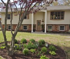 LISTED AT $342,500** OVERSIZED SPLIT FOYER SHOWS WELL**Fresh paint throughout**new carpet downstairs**renovated kitchen with center island**6 panel doors**large family room with pellet stove for efficient warmth**May use upstairs or downstairs bedroom as master**3 full baths**large, fenced yard**roomy shed**floor recently finished**architectural shingle roof**Fantastic water amenities: beaches, piers, boat ramp, etc.