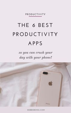best productivity ap