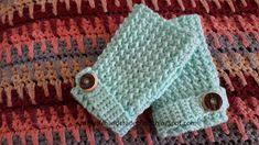 Handmade tricotaje: Manusi fara degete crosetate