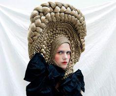 Crazy Hair by Studio Marisol and Cul De Sac