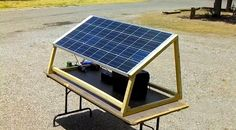 How to Build A Solar Generator - Charging Station - Preparing for shtf