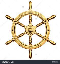 stock-photo-golden-ship-s-steering-wheel-59568655.jpg (1500×1600)