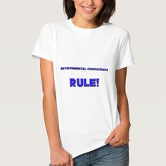 Environmental Consultants Rule Tee T Shirt, Hoodie Sweatshirt