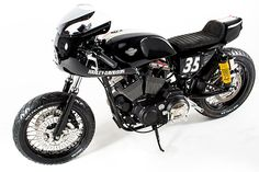 Racing Cafè: Harley XL 1200S 2001 by Rock Solid Motorcycles