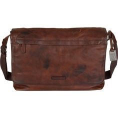 Frye Tyler Messenger Bag (395 AUD) ❤ liked on Polyvore featuring bags, messenger bags, notebook bag, brown leather bag, leather messenger bag, brown messenger bag and leather bags