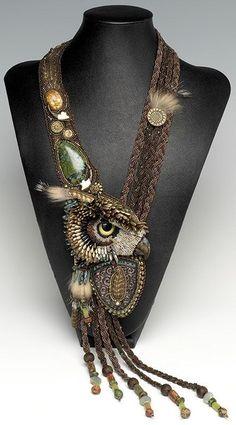 Совы в творчестве Хейди Куммли (Heidi Kummli) - Ярмарка Мастеров - ручная работа, handmade