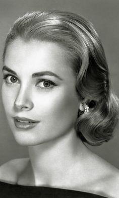 Peinado inspiración años 50