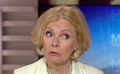Conservative columnist Peggy Noonan has a new gig as a political analyst for NBC and MSNBC. And she's already showing what a mistake it was to hire her.==MSNBC's Peggy Noonan destroyed for bizarre defense of men who fought for slavery