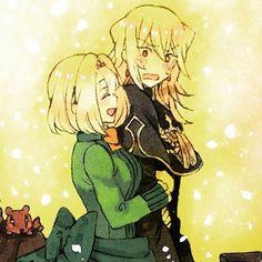 Vincent and Ada Pandora Hearts, All Anime, Me Me Me Anime, Anime Guys, Manga Anime, Vanitas, Lewis Carroll, Manga Box Sets, Heart Art
