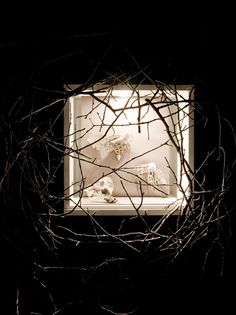 2010 : HANNA HEDMAN at gallery Platina, Stockholm- nice sense of mystery and wonderment to the work