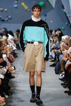 Martine Rose | Menswear - Spring 2018 | Look 7