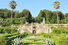Looking to buy? The 5500 square metre estate, known as Villa Pinocchio, is on the market for around £150million