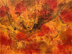 Les Zarts de Béné – Acrylique 60 x 80 cm Salvador Dali, Art Abstrait, Les Oeuvres, Abstract, Artwork, Palmas, Chiaroscuro, Landscape, Summary