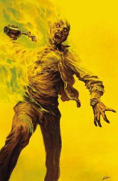 Empire of the Dead #2 by Alexander Lozano *