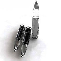 AK-47 Ice Cube Bullets