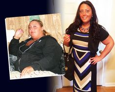 I Ended My Abusive Relationship and Lost Almost Half of My Body Weight  - Photo by: Annamarie Rivera http://www.womenshealthmag.com/weight-loss/annamarie-rivera-success-story