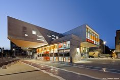 Galeria - Centro Cultural de Sedan / Richard + Schoeller Architectes - 20