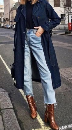 So erhalten Sie eine schicke Garderobe, die NIEMALS aus der Mode kommt – So you get a chic wardrobe that NEVER goes out of style – the Mode Outfits, Jean Outfits, Fashion Outfits, Womens Fashion, Fashion Trends, Fashion Ideas, Fashion Guide, Spring Outfits, Winter Outfits