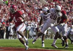 Alabama 59  Texas A&M 0 (1) This was the Crimson Tide's largest margin of victory since a 66-3 win at Vanderbilt on Sept. 29, 1979. (2) It was Alabama's biggest shutout victory since the 62-0 victory over Tulane on Oct. 12, 1991. (2) It was the Crimson Tide's largest margin of victory ever against a ranked opponent. (3) The 35 points in the second quarter set a Crimson Tide record. (4) It was Alabama's biggest win ever against a Southeastern Conference Western Division opponent.